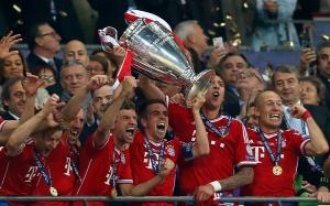 BRITAIN SOCCER UEFA CHAMPIONS LEAGUE FINAL 2013
