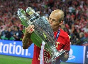 Soccer - UEFA Champions League - Final - Borussia Dortmund v Bayern Munich - Wembley Stadium