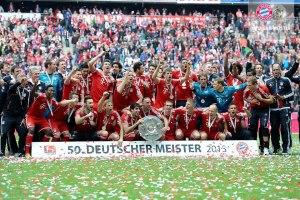 2 Deutscher Meister 2013