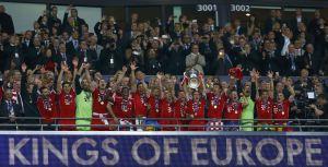 4 King of Europe